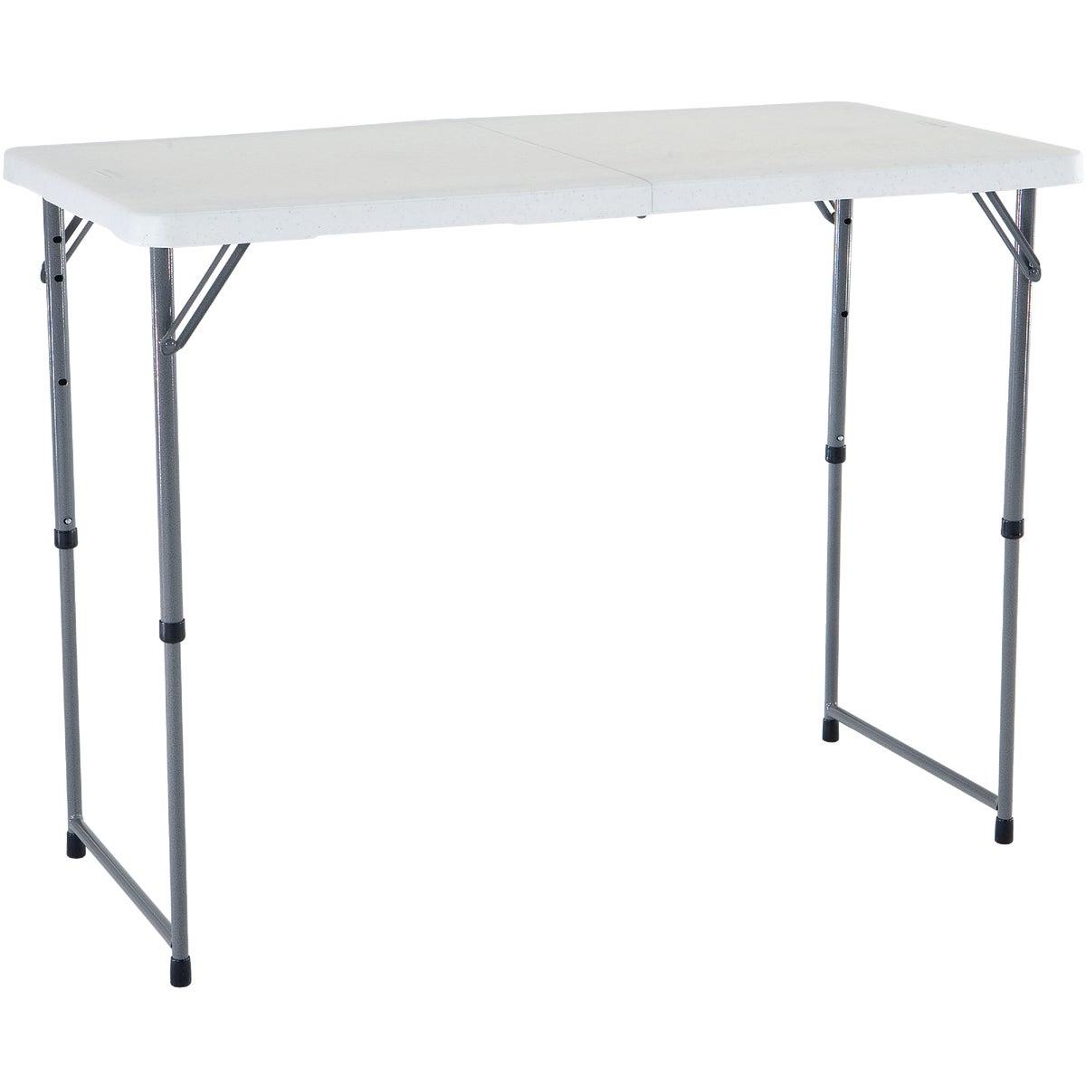 4FT FOLD-IN-HALF TABLE