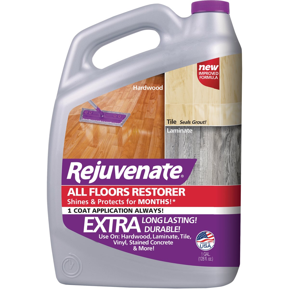 Rejuvenate Floor Finish Restorer