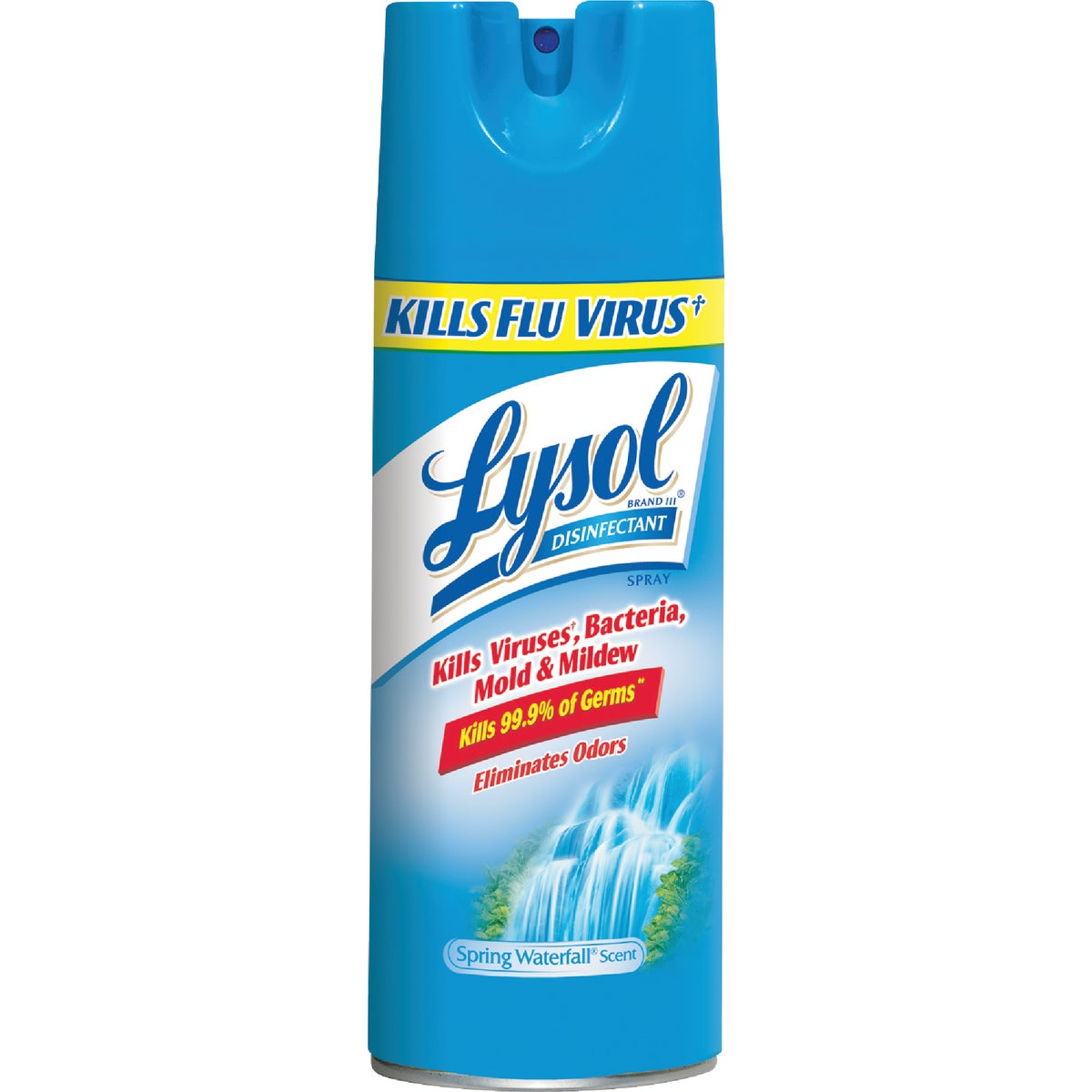 12.5OZ SPRNG LYSOL SPRAY - 1920002845 by Reckitt Benckiser