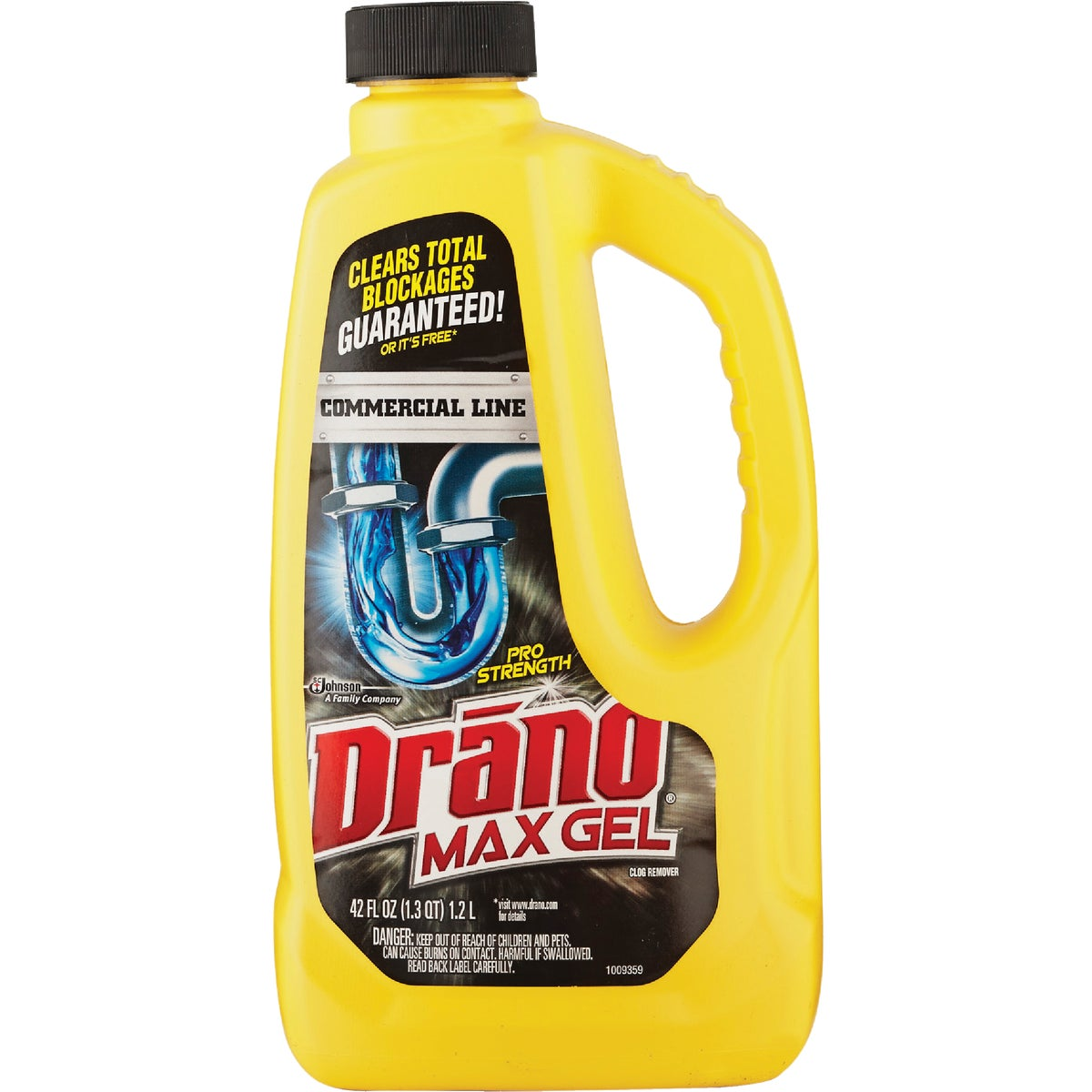 DRANO MAX CLOG REMOVER - 22118 by Sc Johnson
