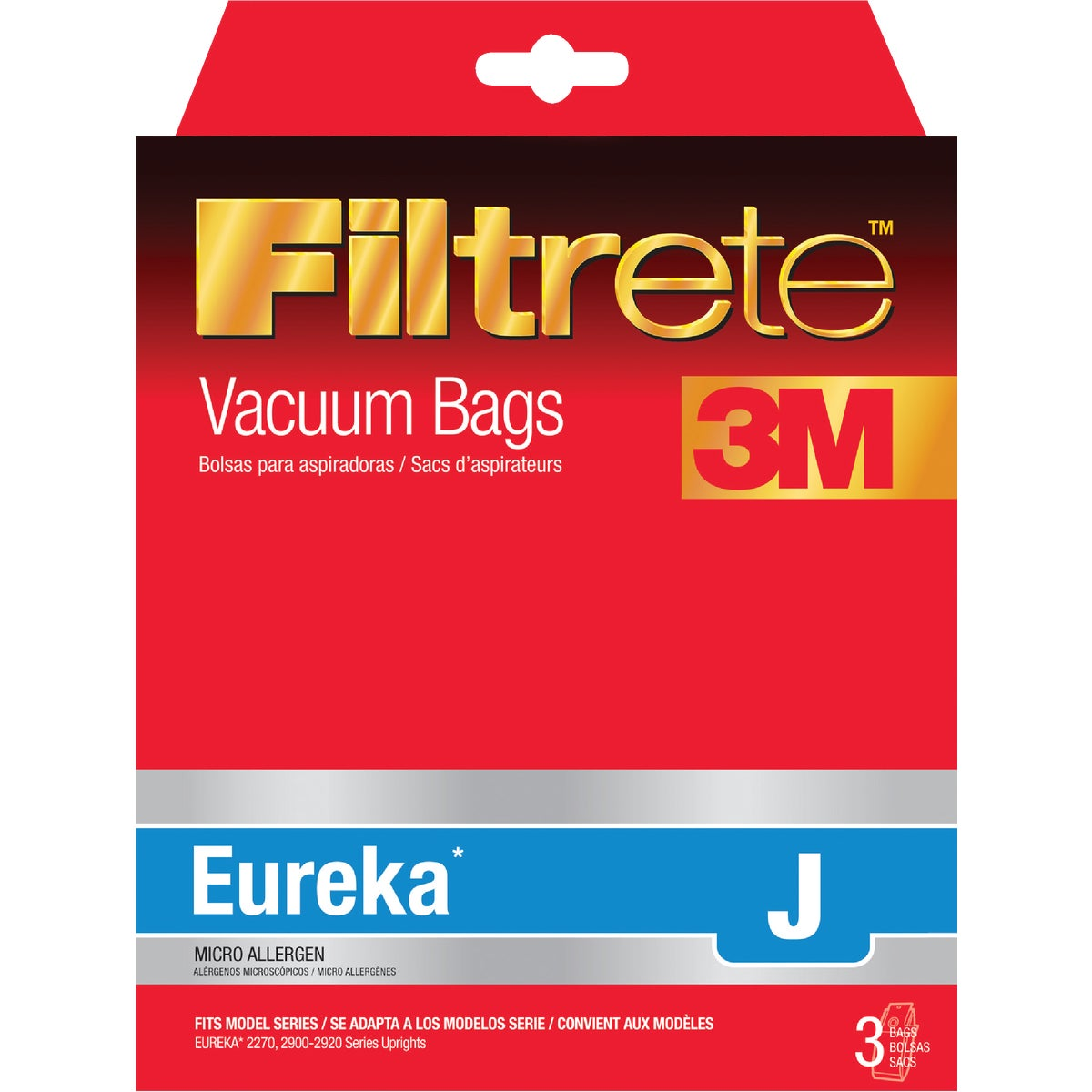 EUREKA J VACUUM BAG - 67720-6 by Electrolux Home Care