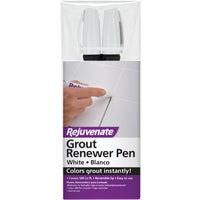 White Grout Repair Pen
