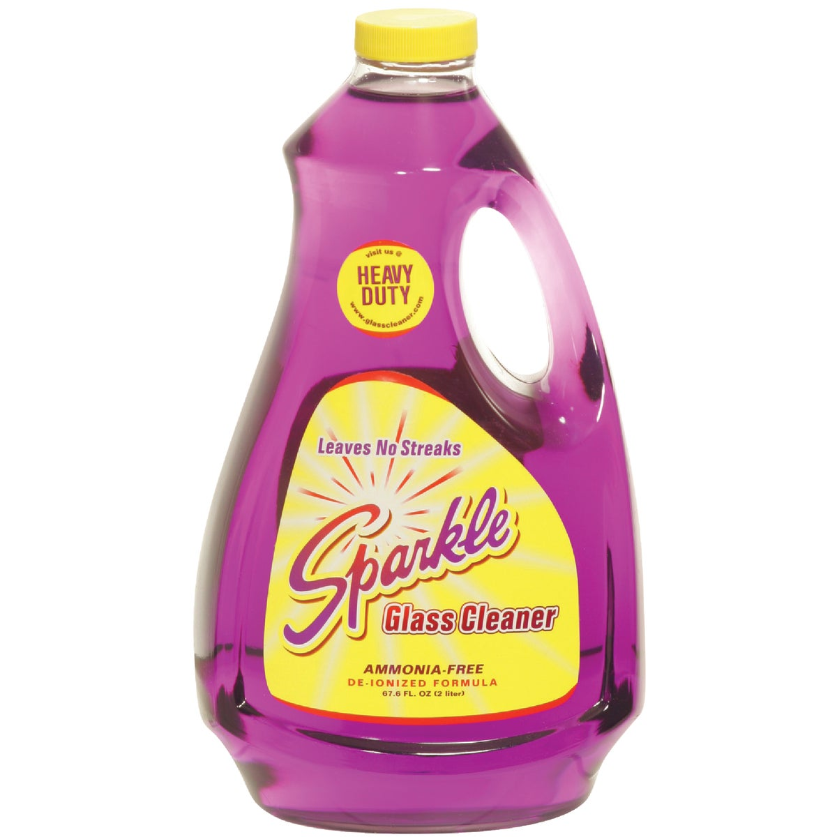 67.6OZ SPARKLE CLEANER - 20967 by A J Funk Company