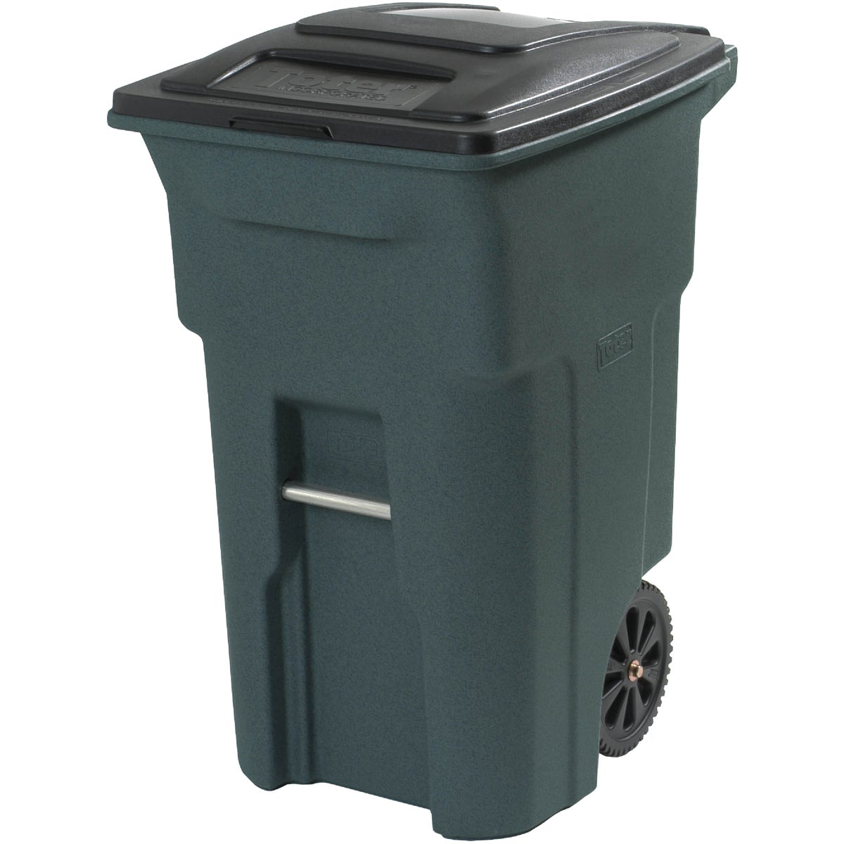 96GAL 2WHL REFUSE CART - 025596-D4GRS by Toter