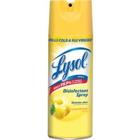 12.5Oz Lemon Lysol Spray