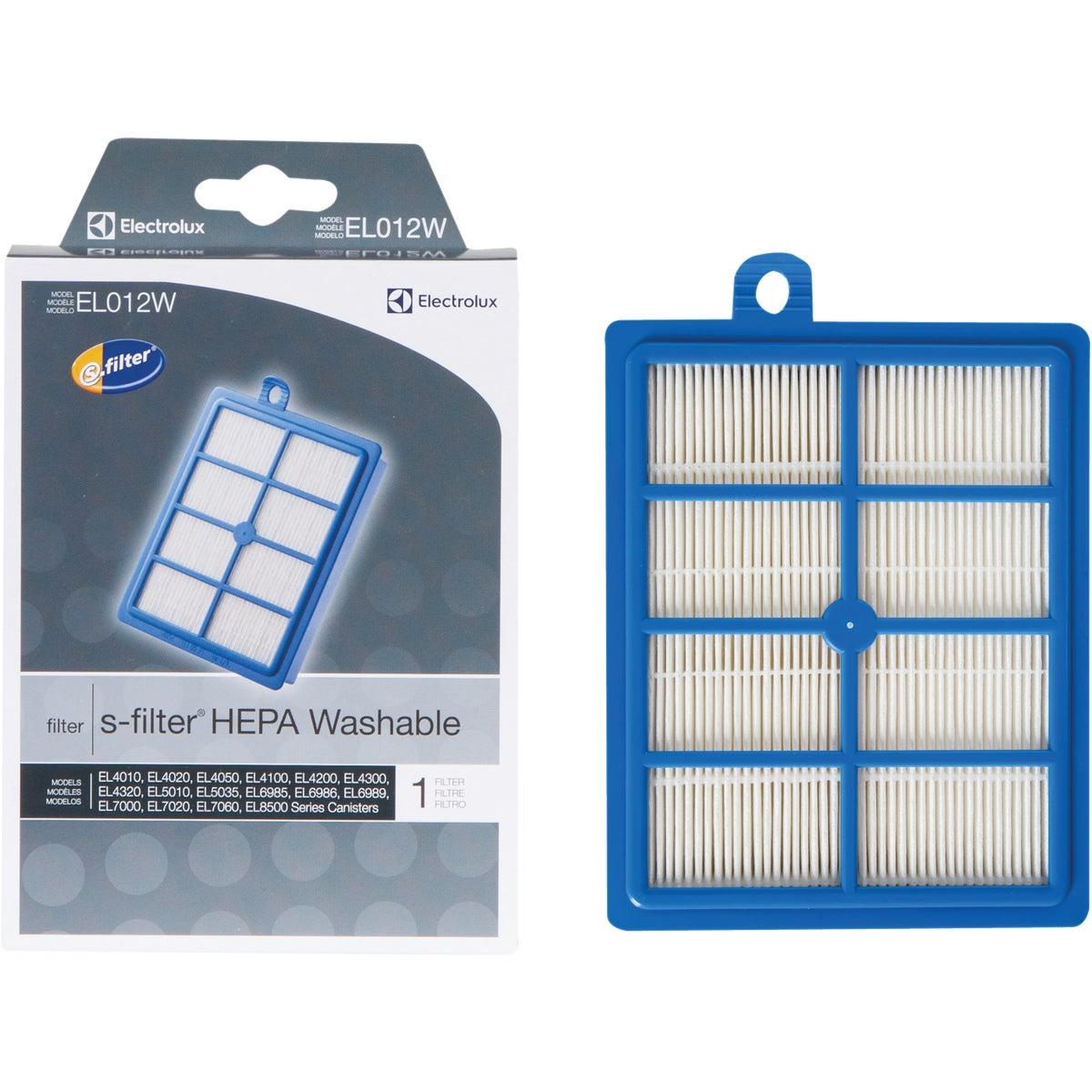 H12 HEPA Filter, EL012W-4