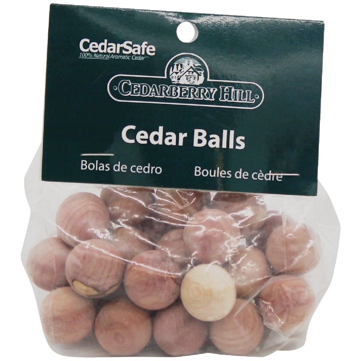 Cedarberry Hill Red Cedar Cedar Balls (30-Pack)