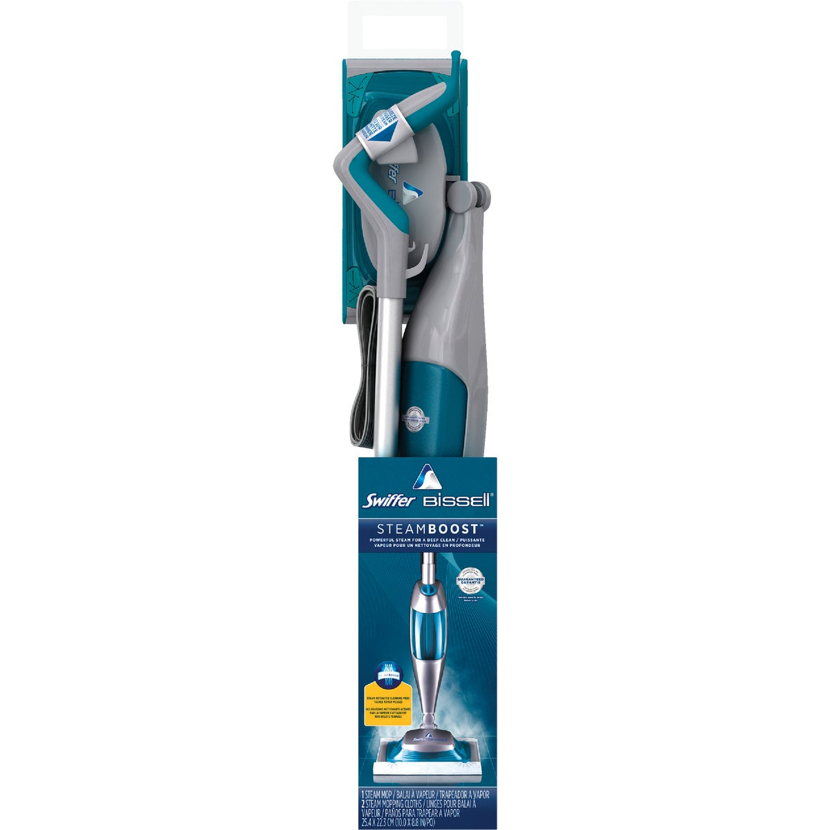 SWIFFER STEAM STARTR KIT - 85823 by Procter & Gamble