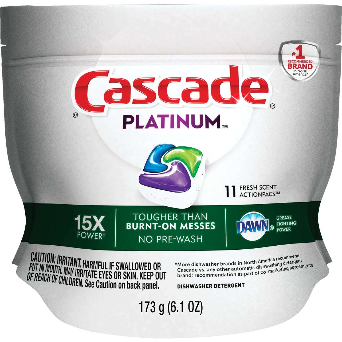14CT PLATINUM CASCADE - 84462 by Procter & Gamble