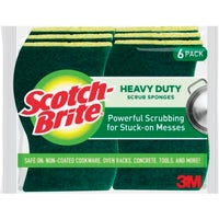 Scotch-Brite Heavy Duty Scrub Sponge, 426