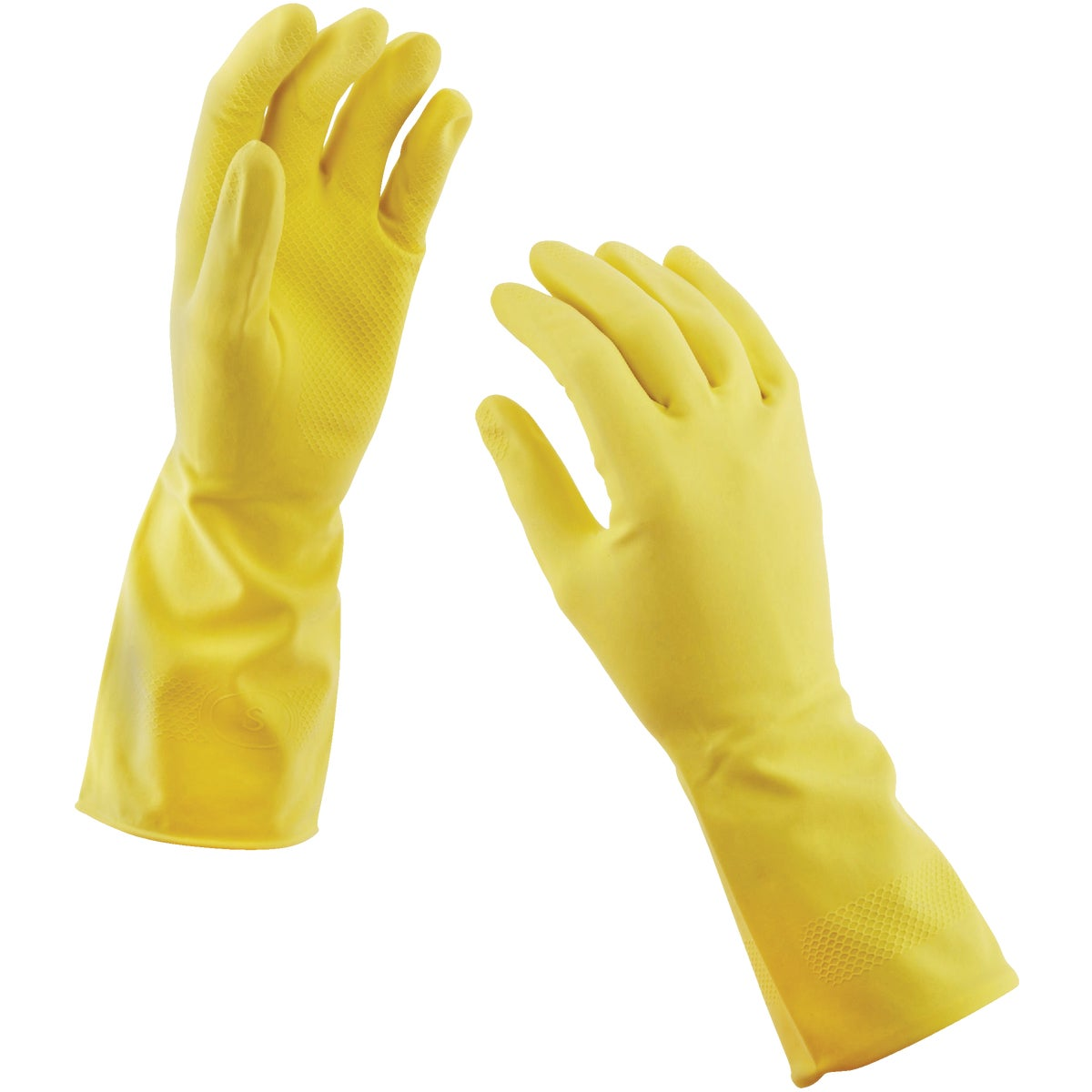 XL 2PK LATEX GLOVE