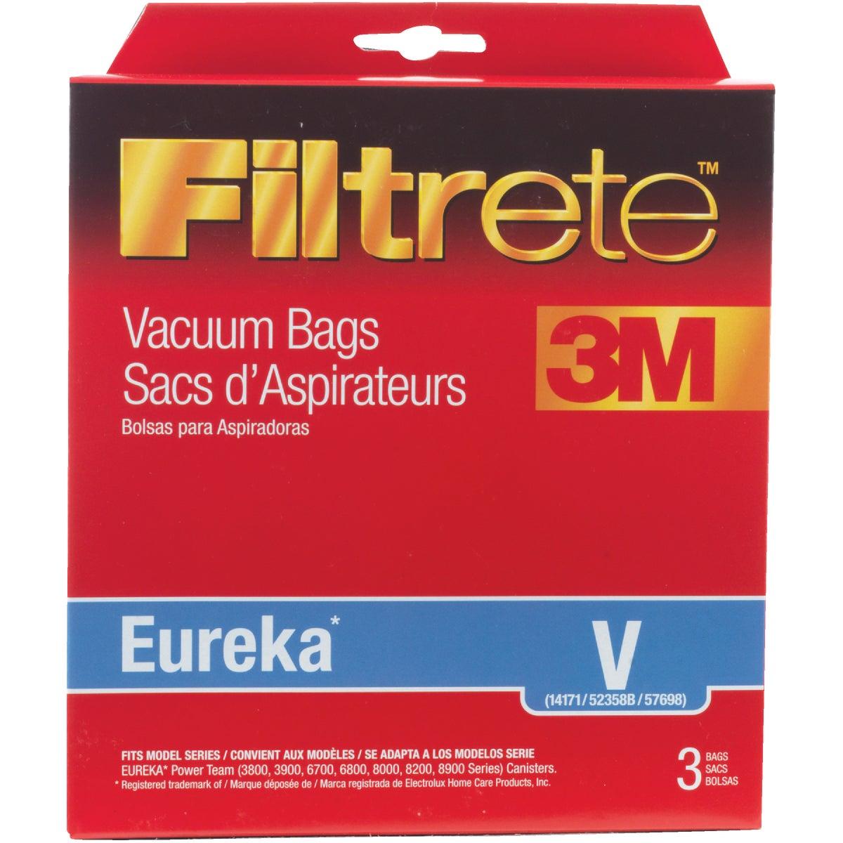 EUREKA V VACUUM BAG - 67716-6 by Electrolux Home Care