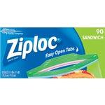 Ziploc Sandwich Food Storage Bag
