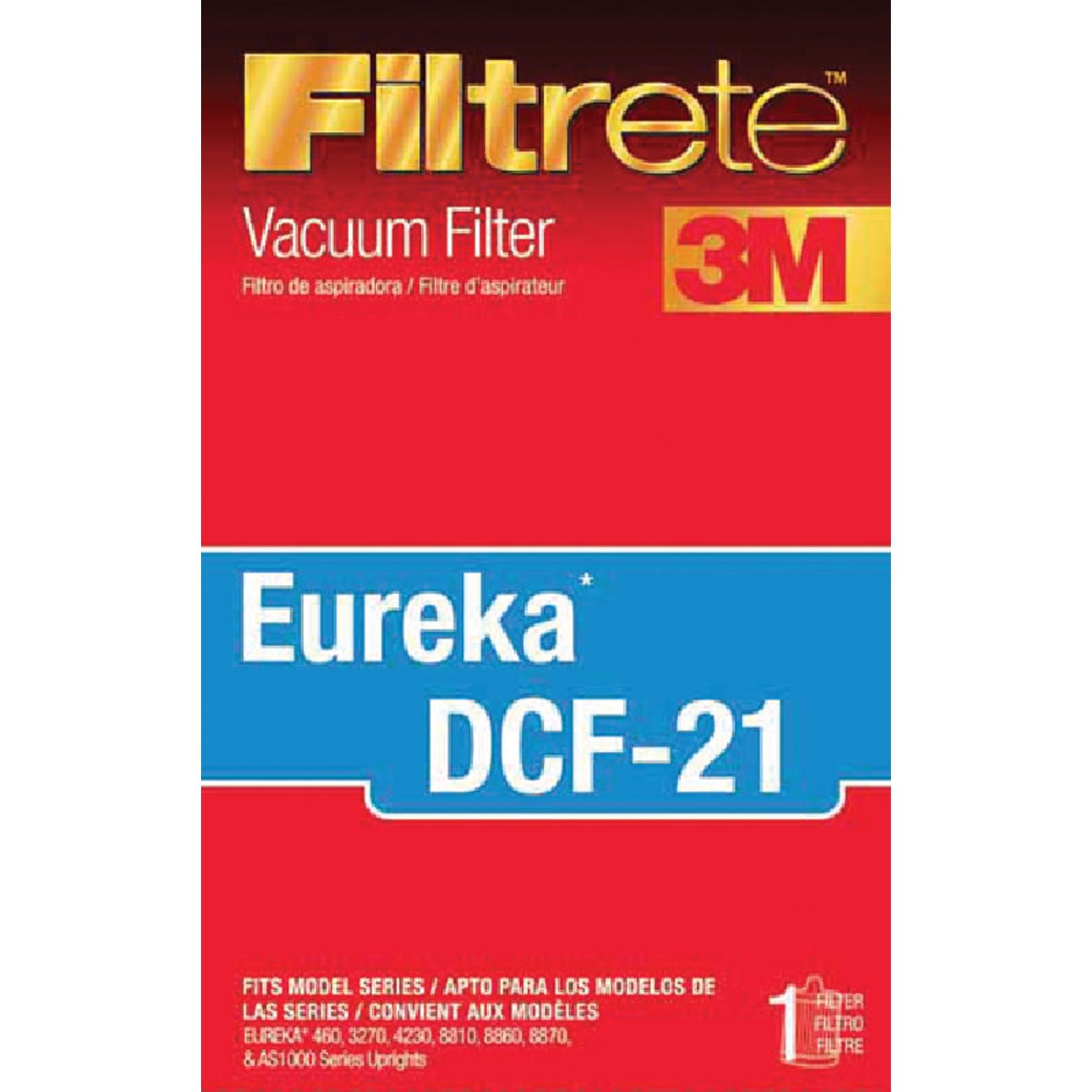EUREKA DCF-21 FILTER - 67821A-2 by Electrolux Home Care