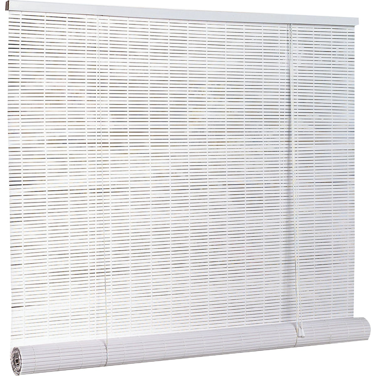 120X72 PVC WHITE BLIND - 0321106 by Lewis Hyman