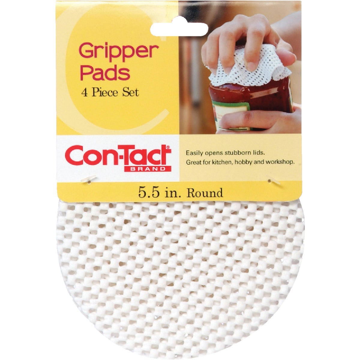 WHITE GRIPPER PADS - KTCH-CGP001-24 by Kittrich Corp