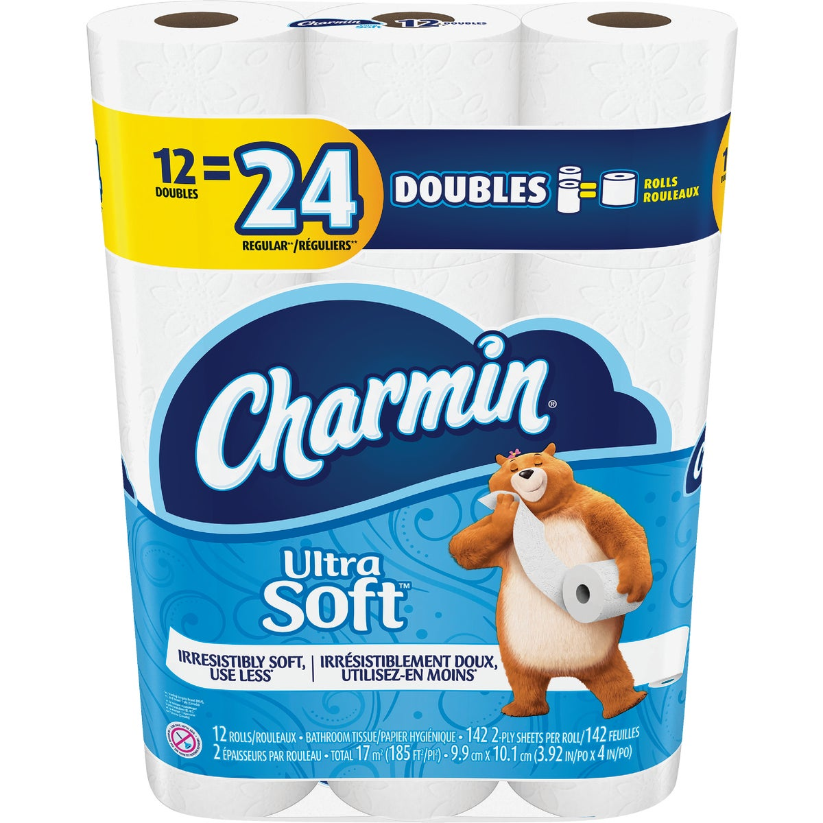 12 DBL RL SOFT CHARMIN - 86782 by Procter & Gamble