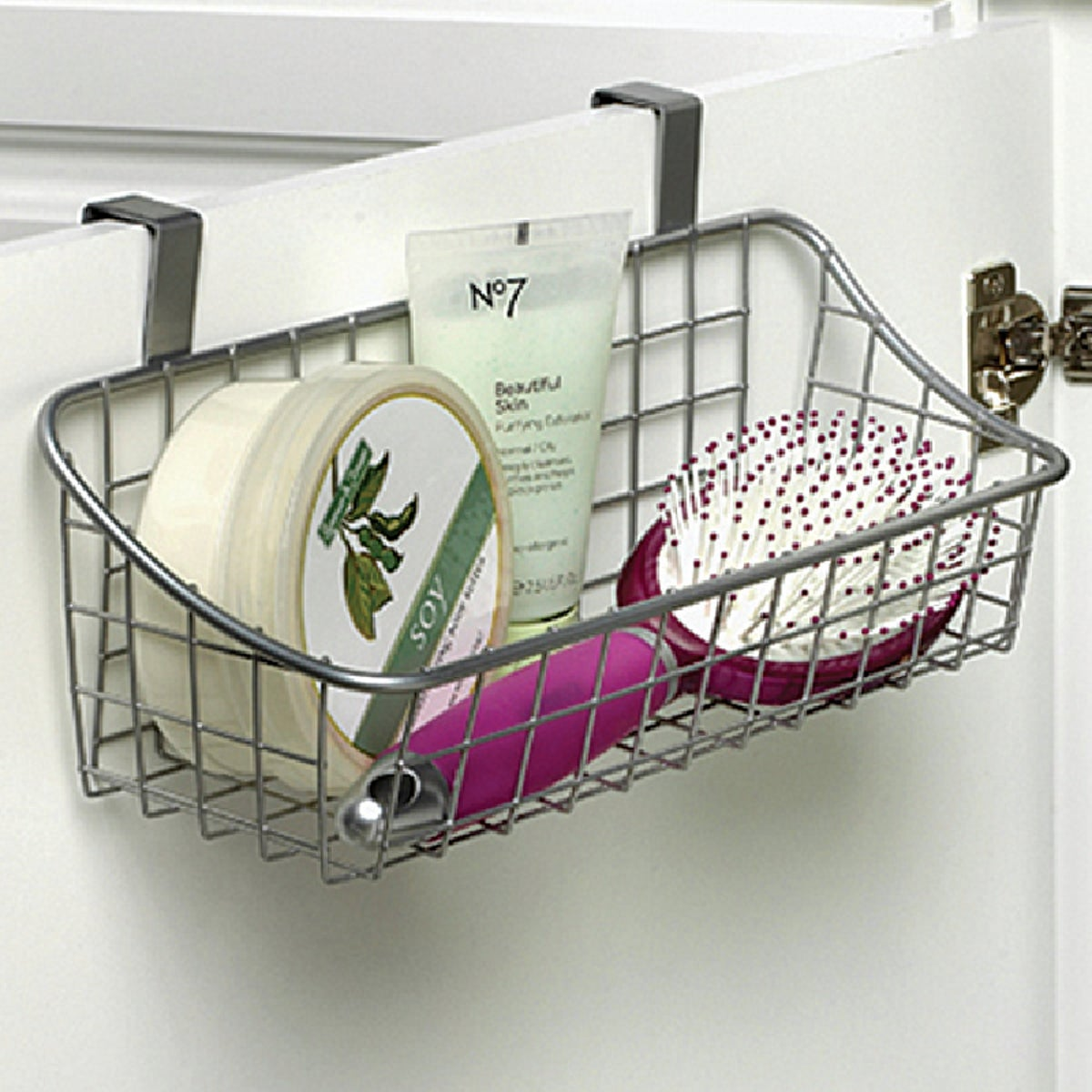 Small Over The Cabinet Storage Basket, 56177