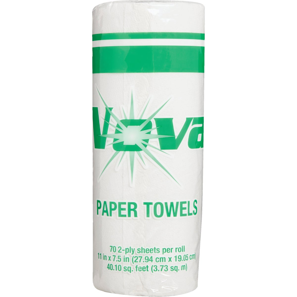 70CT 2-PLY PAPER TOWEL - 40700 by Bunzl USA
