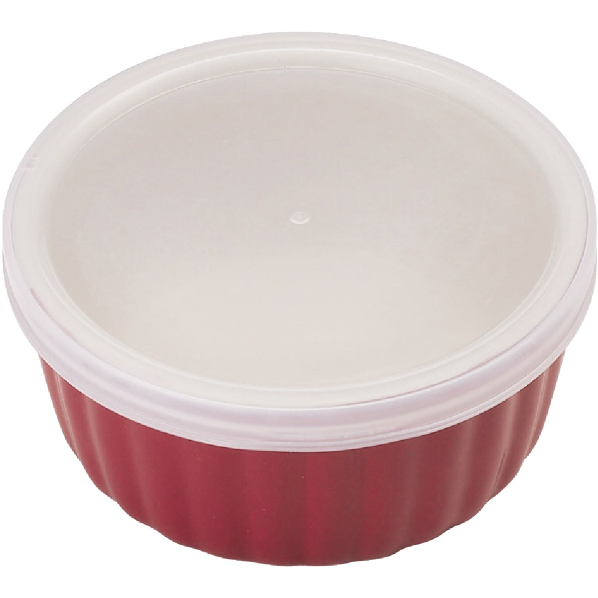 14 OZ RED RAMEKIN