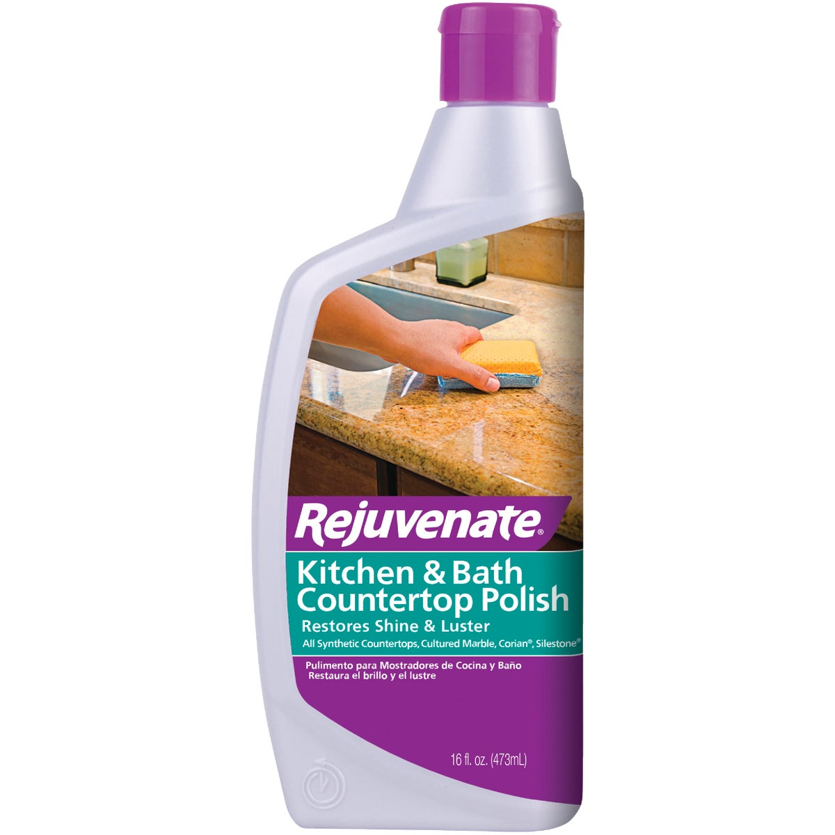 COUNTERTOP POLISH - RJ16CP by For Life Products