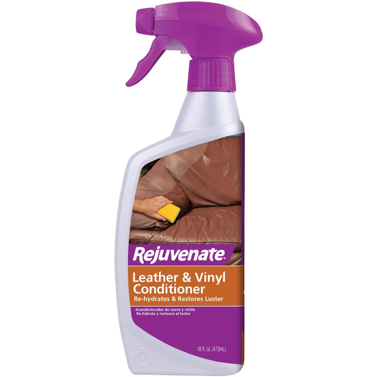 Rejuvenate Vinyl & Leather Care Conditioner, RJ16CD
