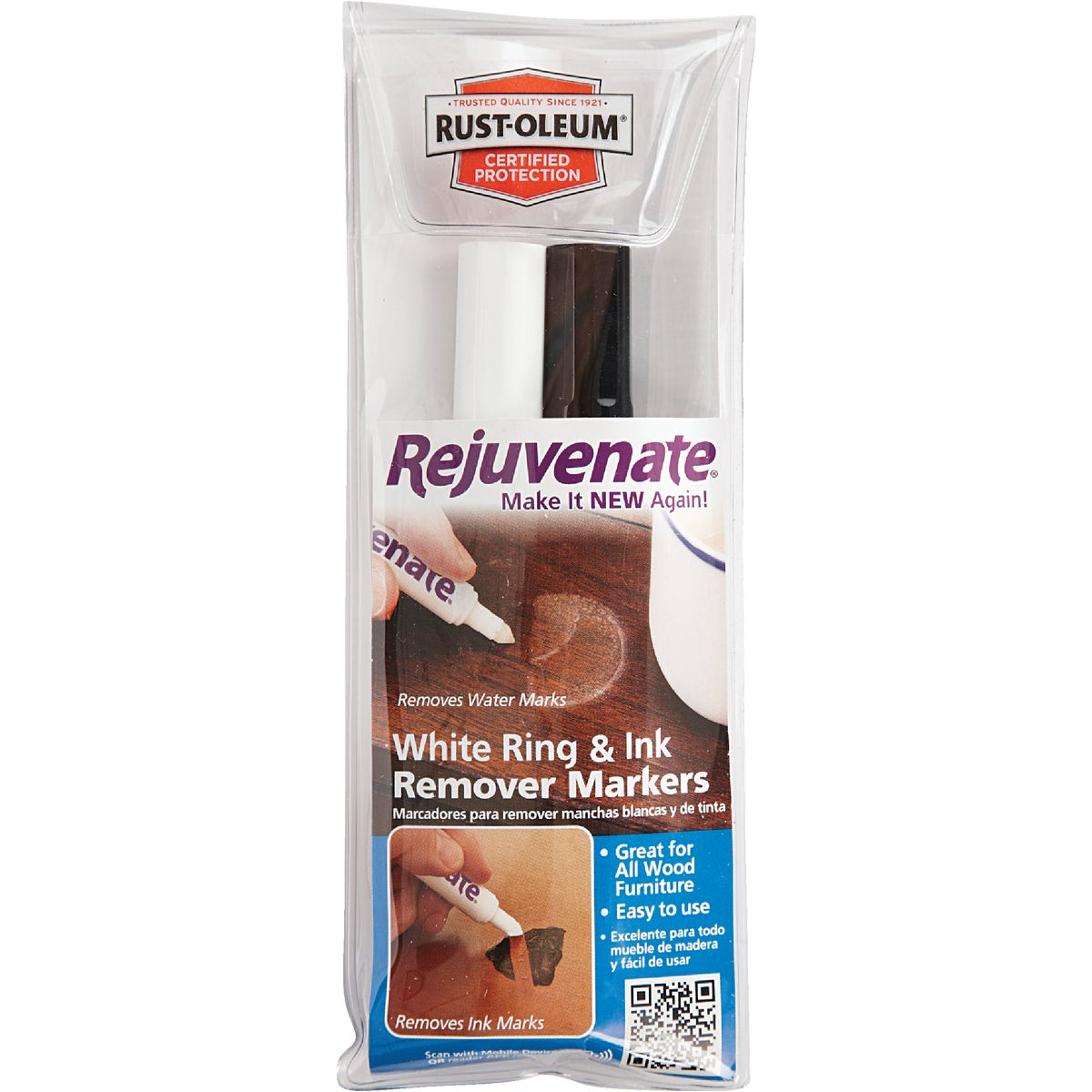 DARK INK & STAIN MARKERS - RJ2RM by For Life Products
