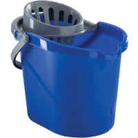 Rubbermaid Cleaning WRINGER W/BUCKET MOP G034-06