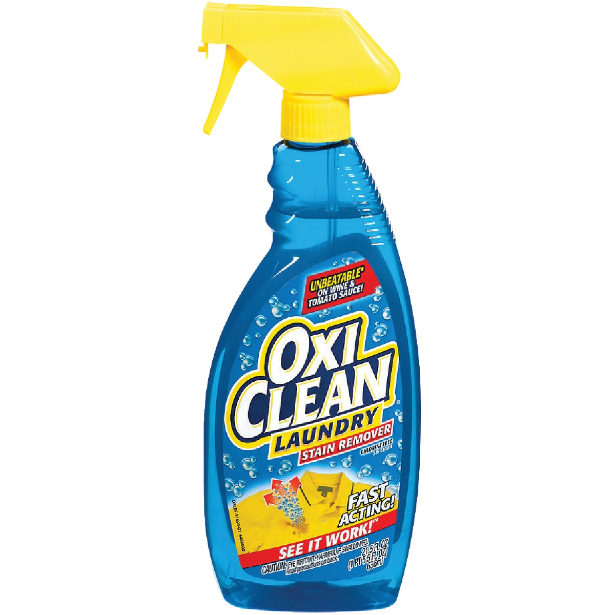 21.5OZ LIQUID OXI CLEAN - 51693 by Church & Dwight Co