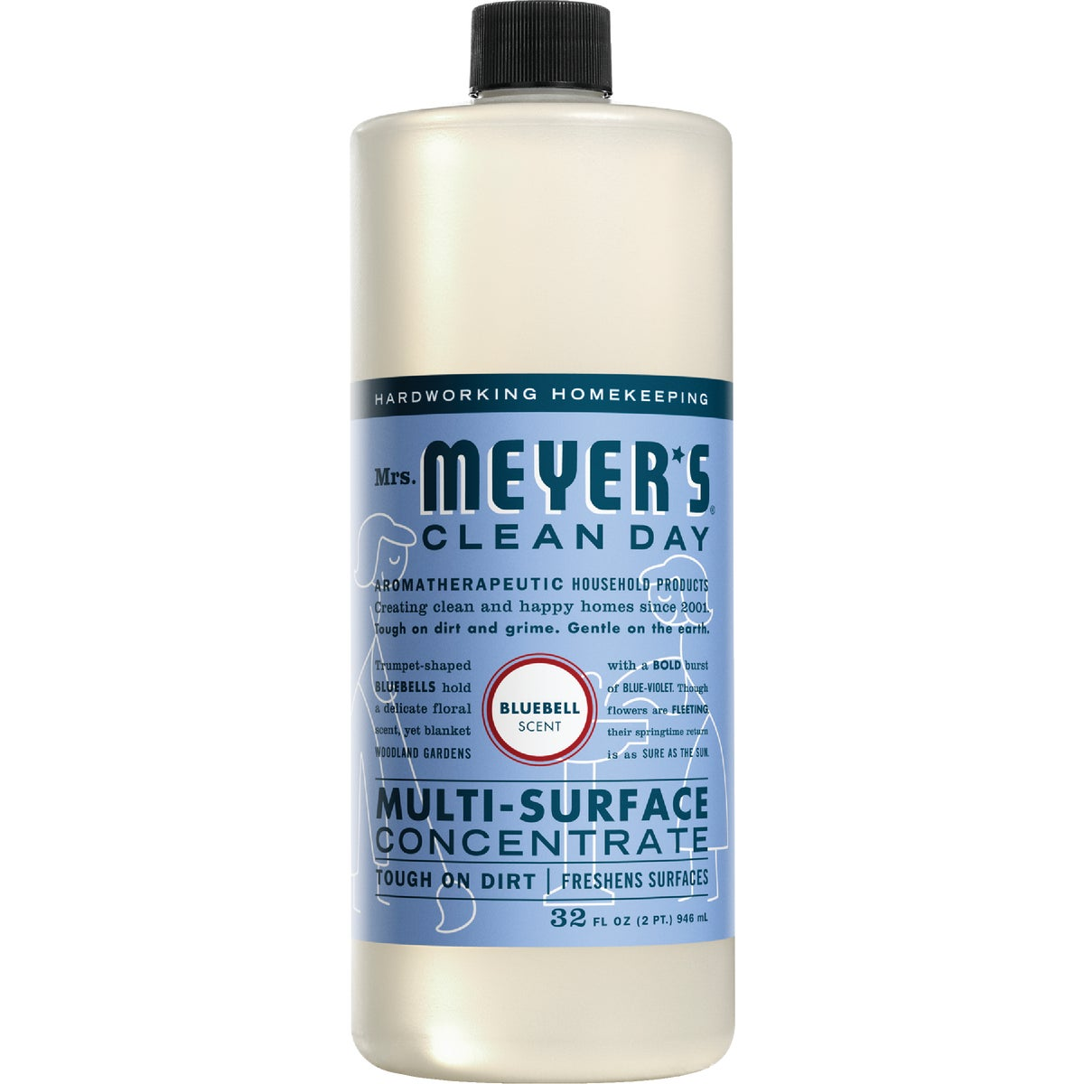 Mrs. Meyer's Clean Day Natural Multi-Surface Everyday Cleaner, 17940