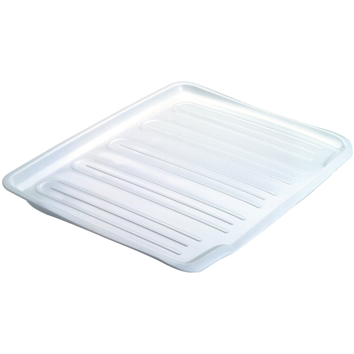 LARGE WHITE DRAINER TRAY - 1182MAWHT by Rubbermaid Home
