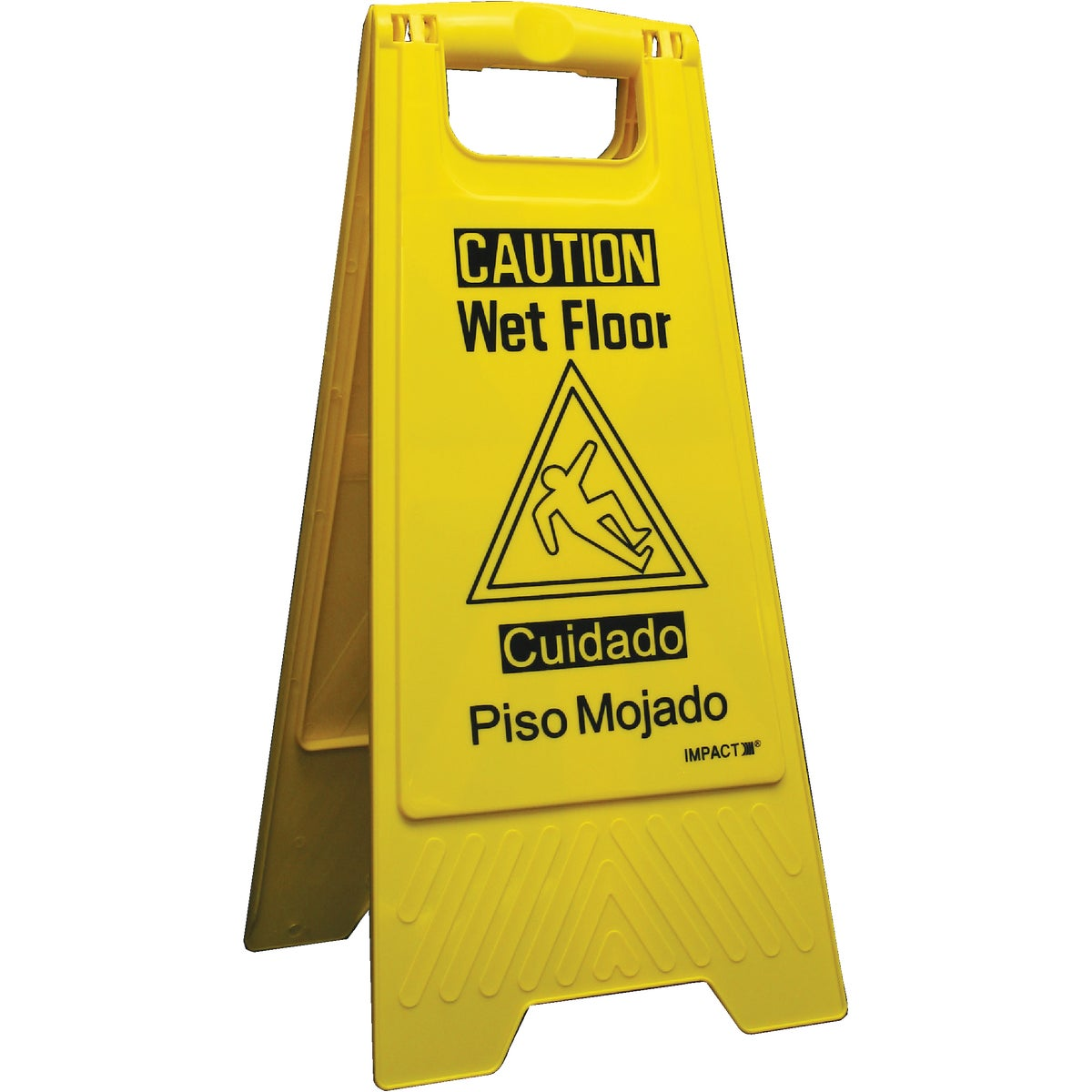 WET FLOOR SIGN - 9152W-90 by Impact Prod