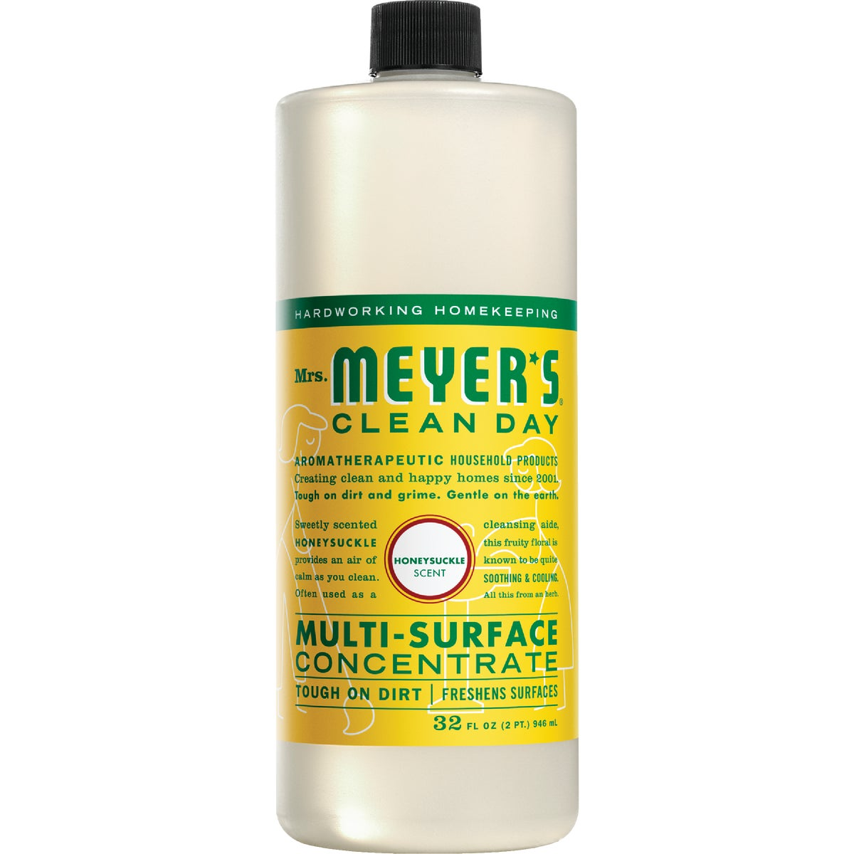 Mrs. Meyer's Clean Day Natural Multi-Surface Everyday Cleaner, 17540