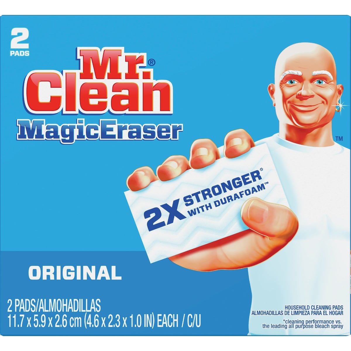 MR CLEAN MAGIC ERASER - 43515 by Procter & Gamble