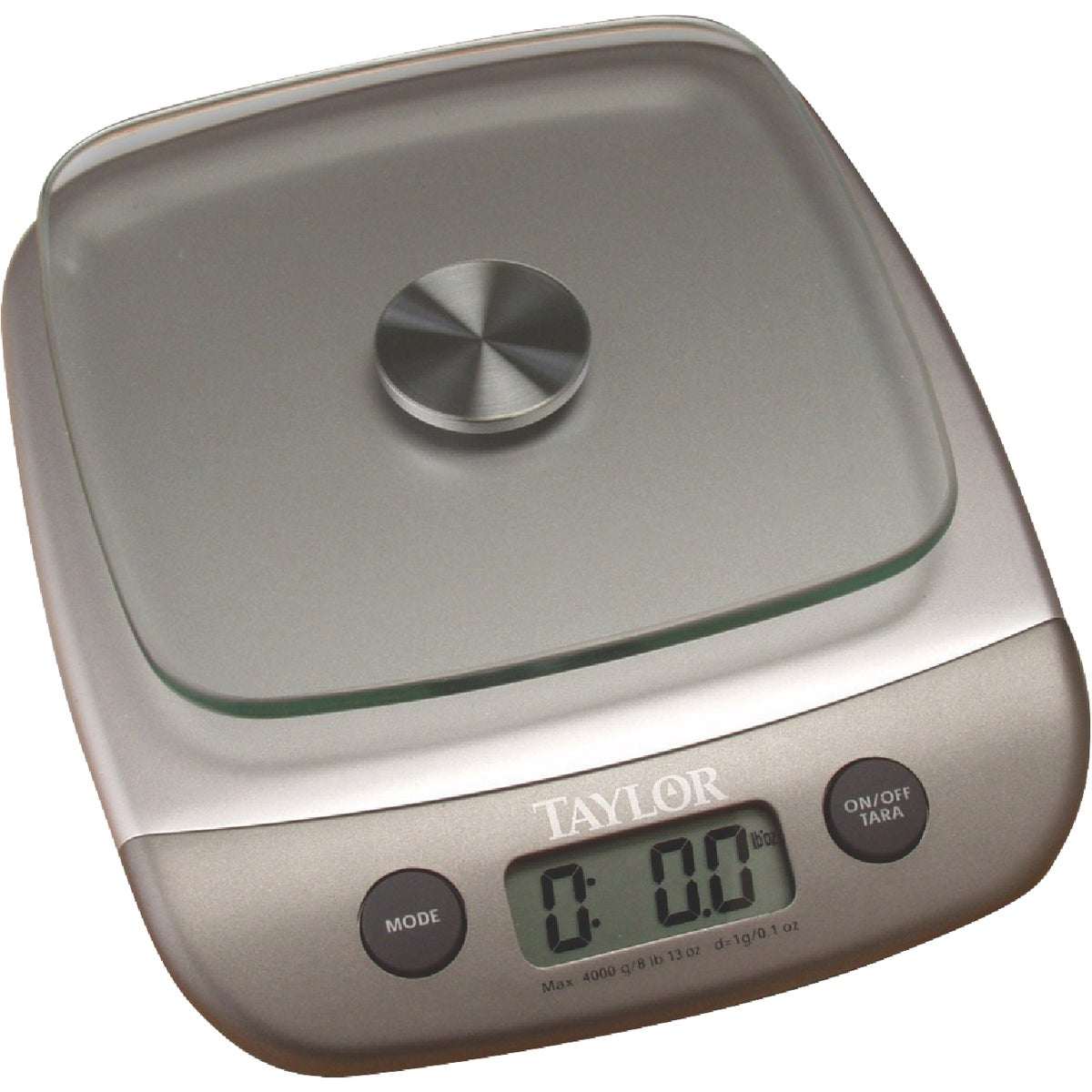 8LB DIGITAL FOOD SCALE - 3800N by Taylor Precision