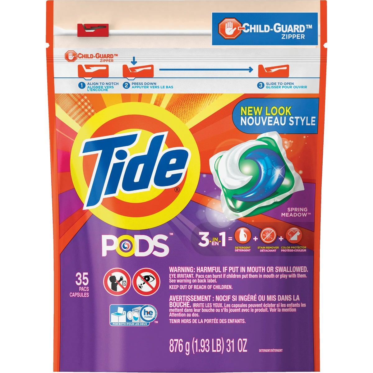 Tide Pods Liquid Laundry Detergent