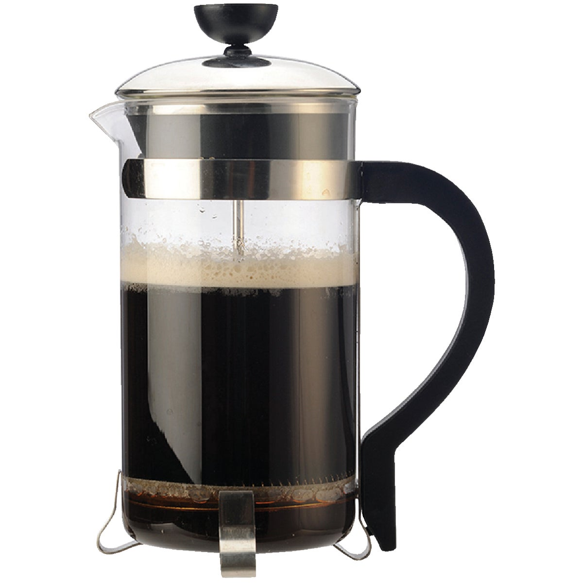 8CUP CHROME COFFEE PRESS