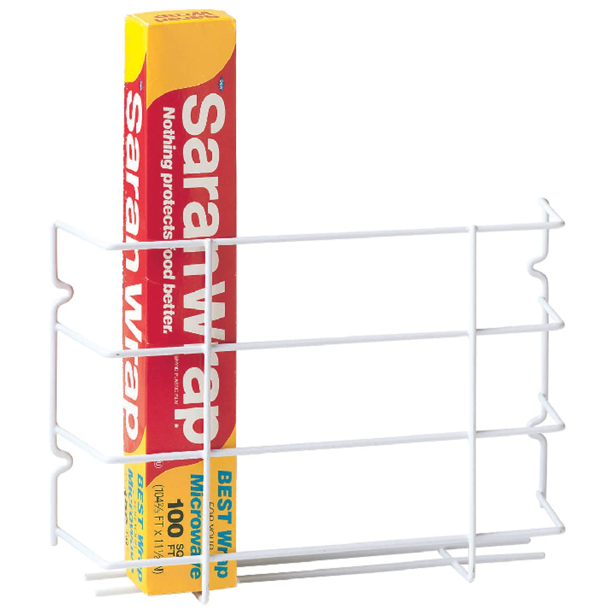 WHITE WRAP RACK - 40231 by Panacea    Grayline