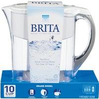 Brita Grand Water Filter Pitcher, 42556