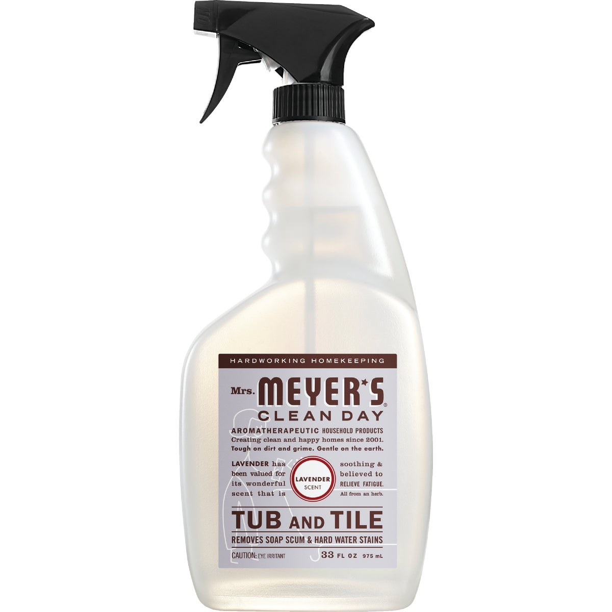 Mrs. Meyer's Clean Day Tub and Tile Bathroom Cleaner, 11168