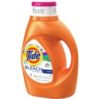 Tide+ Bleach Alternative 2X Liquid Laundry Detergent, 87544