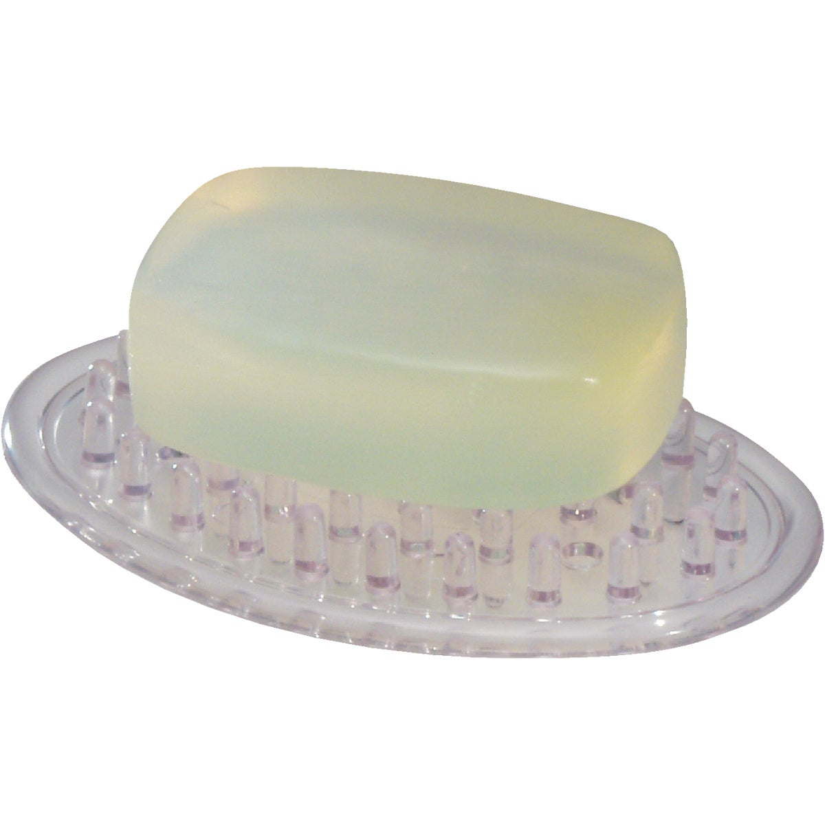 Clear Soap Holder