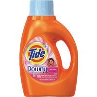 Tide+ Downy 2X Liquid Laundry Detergent, 87453