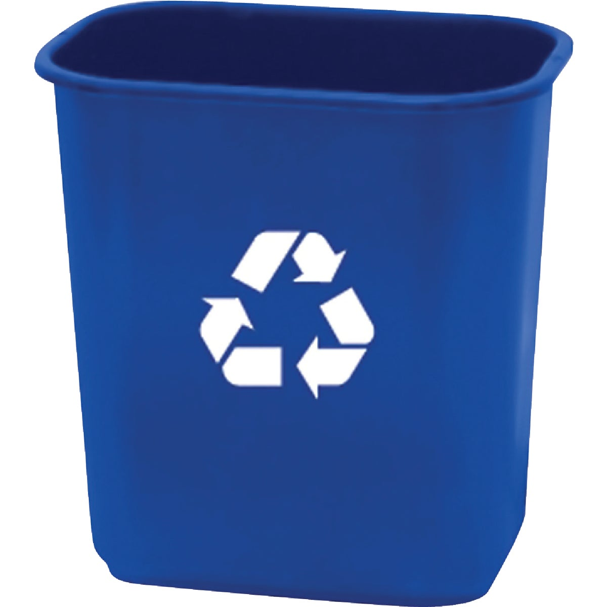 28QT RECYCLE WASTEBASKET - WB0084/12 by United Solutions