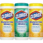 Clorox 3PK Disinfectant Cleaning Wipes