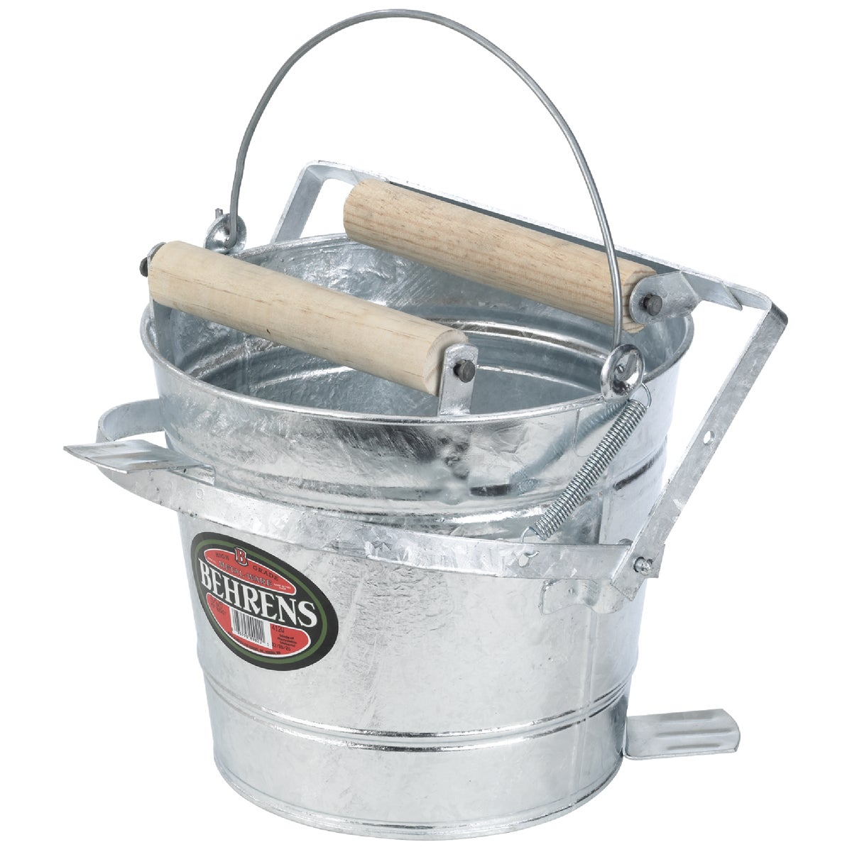 12QT MOP BUCKET - 412W by Behrens Mfg
