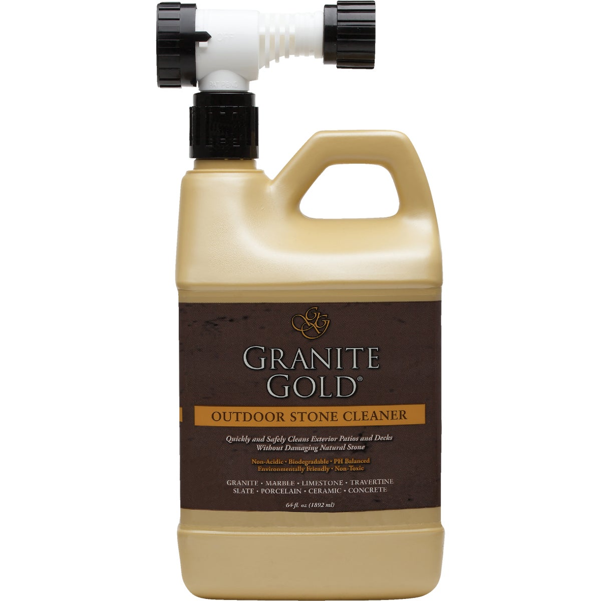 64Oz Outdr Stone Cleaner