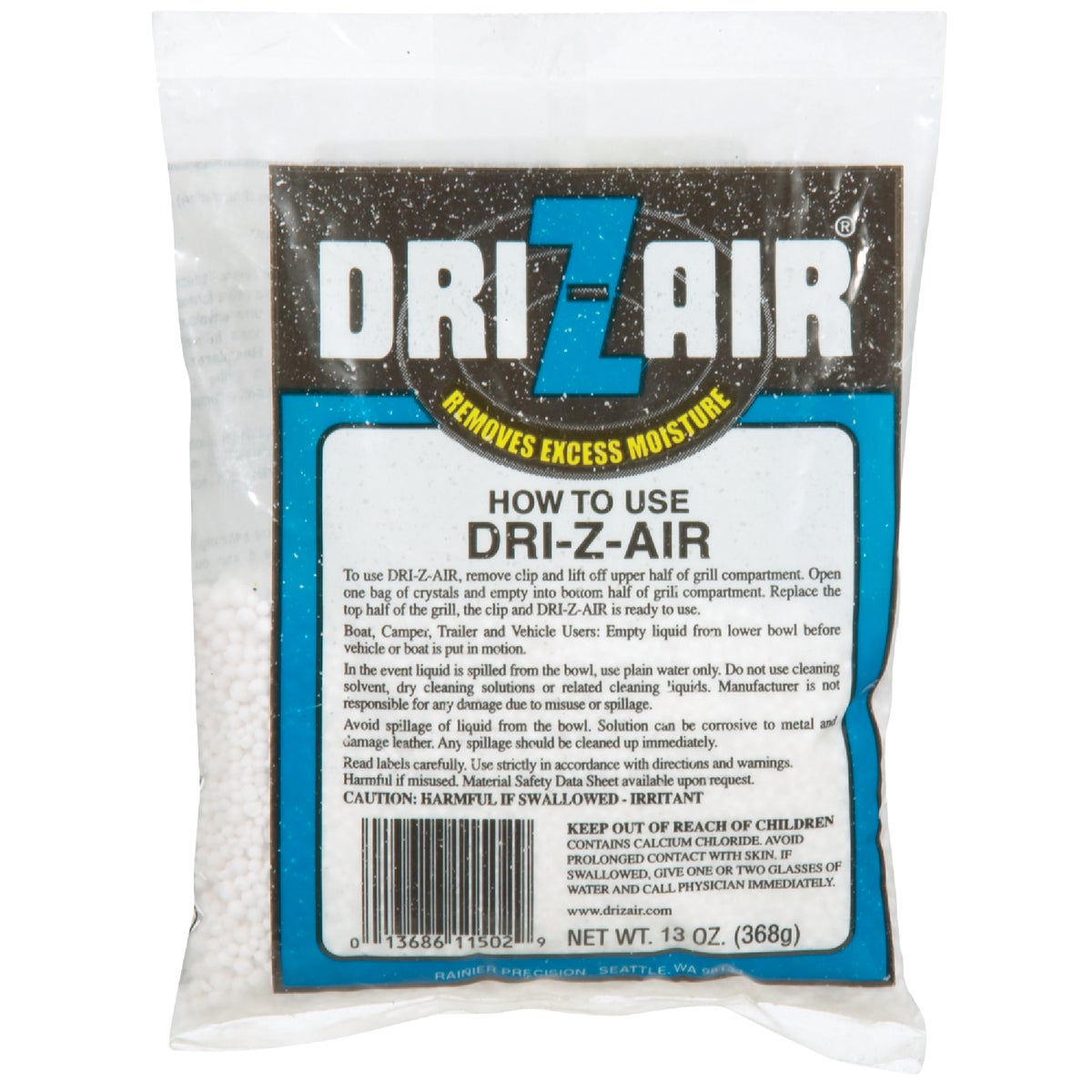 DRI-Z-AIR CRYSTALS - 502 by Rainier Precision