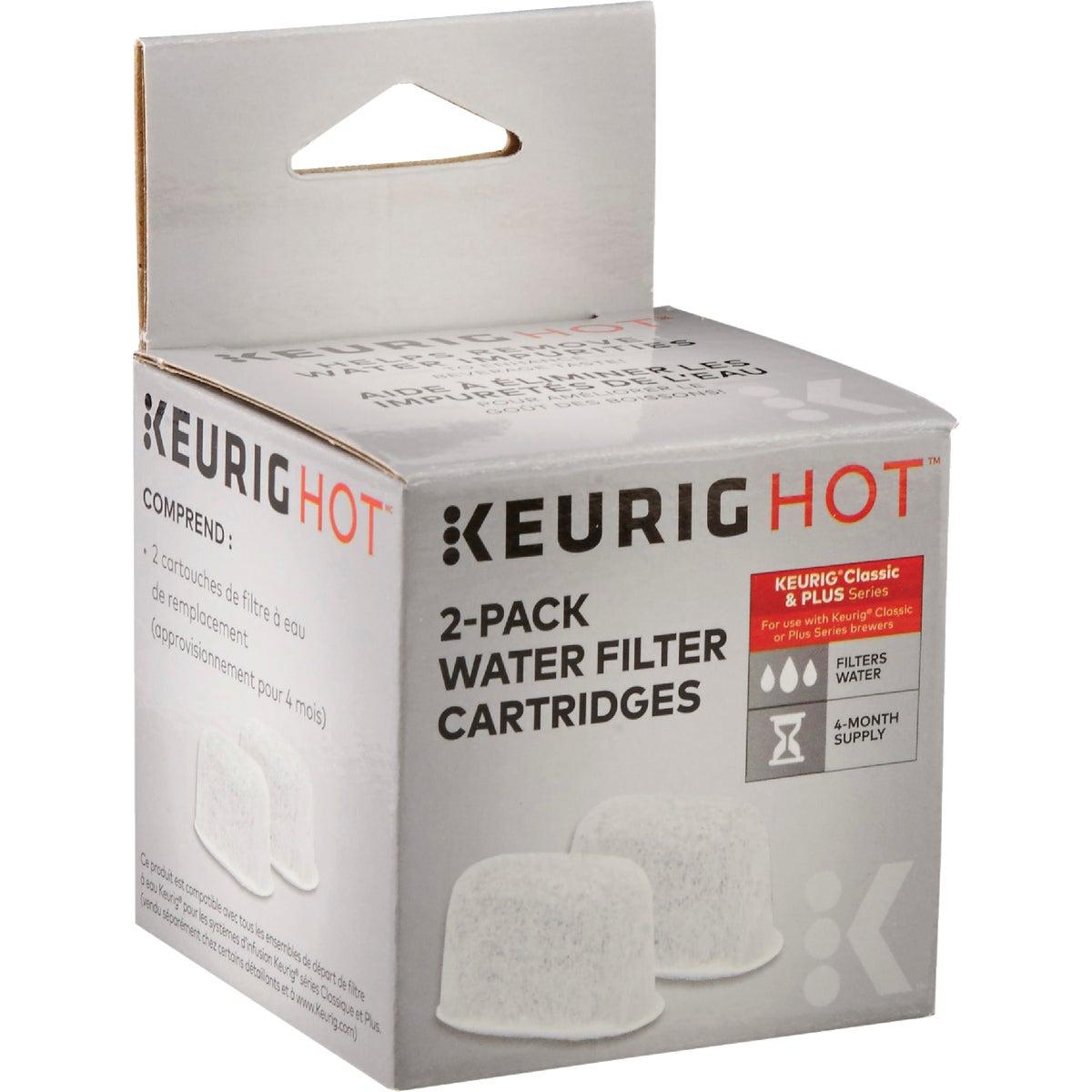 2 WATER FILTER CARTRIDGE - 5084 by Keurig     M Block
