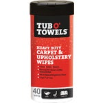 Tub O' Towels Carpet/Upholstery Scrubbing Wipes